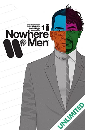 Nowhere Men #1